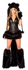 Black Leopard YYJ Костюм женский костюм